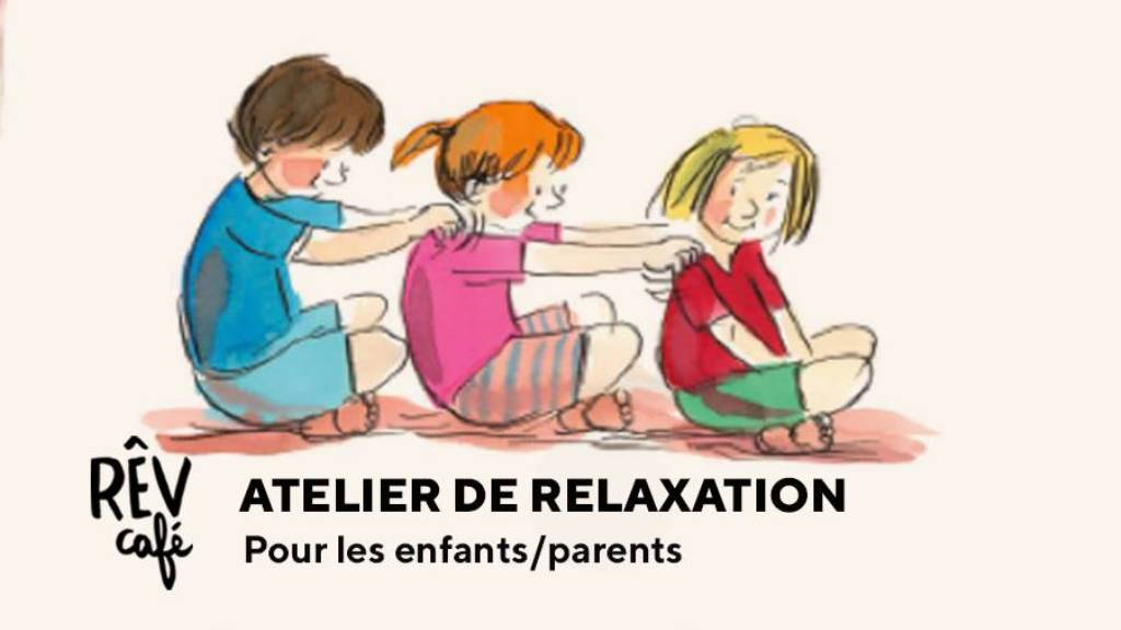 ATELIER RELAXATION KIDS