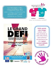 GRAND DEFI SOLIDAIRE